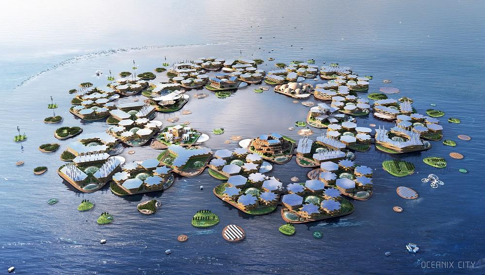 国連が注目する「海に浮かぶサステナブル都市」構想