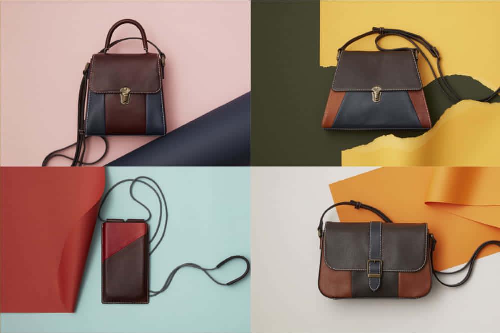 回収したバッグを新製品にリメイクするマザーハウスの循環型ブランド「RINNE」