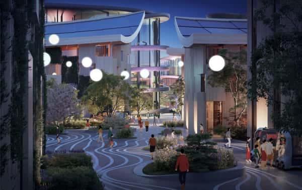 トヨタがつくる最先端技術の実証都市「コネクティッド・シティ」