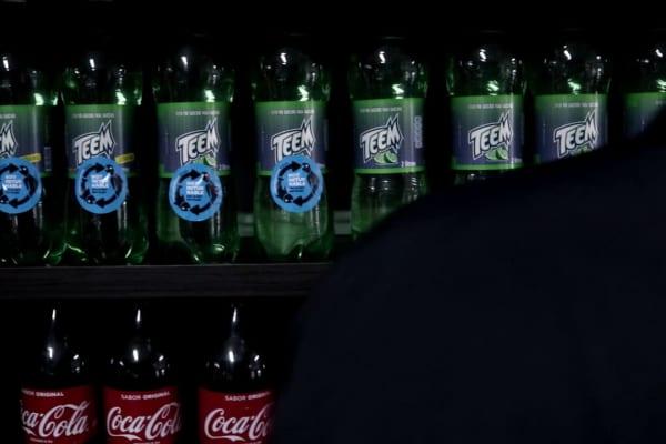 リサイクルの真実を伝える、ブラジルのペットボトル飲料「ハック」キャンペーン