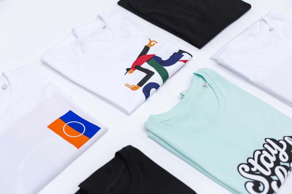 「おしゃれなデザインTシャツを楽しむ」が社会貢献になる。50/50キャンペーン