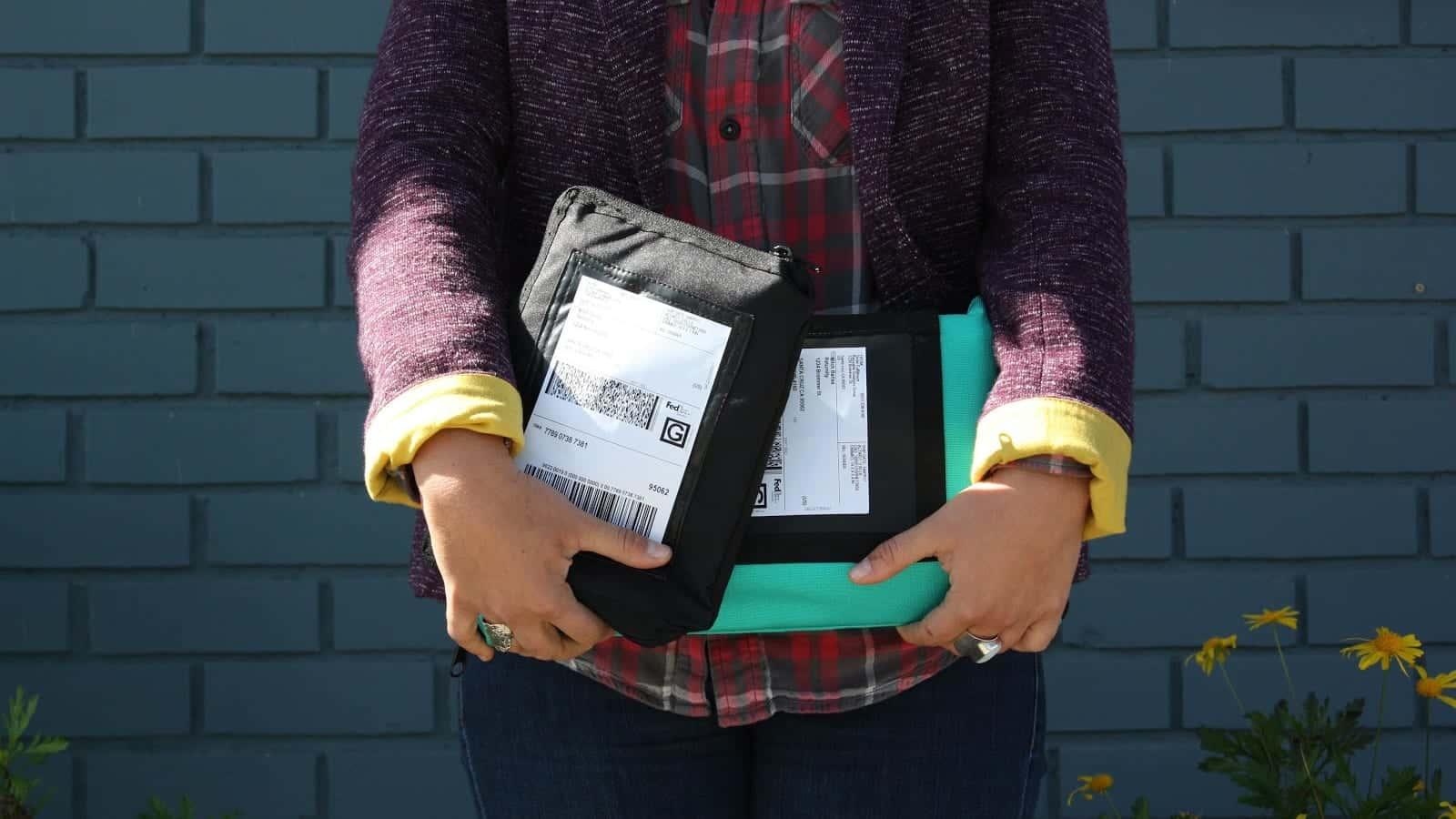 オンラインショッピングをエコに。再利用可能な配送パッケージ「Returnity」