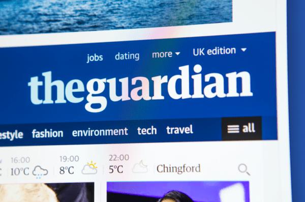 化石燃料に関わる広告掲載を禁止した英ガーディアン