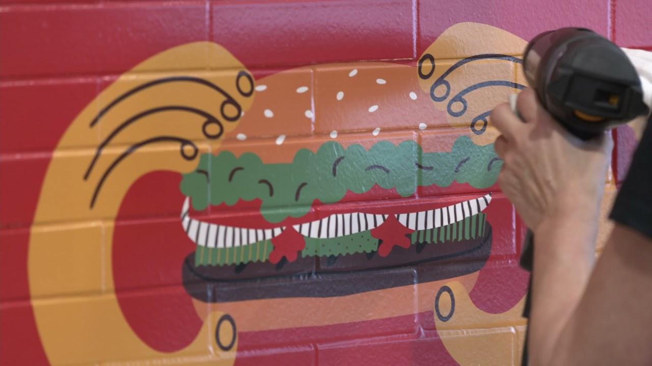 バーガーキング、期間限定でオープンした「肉ナシ」店舗