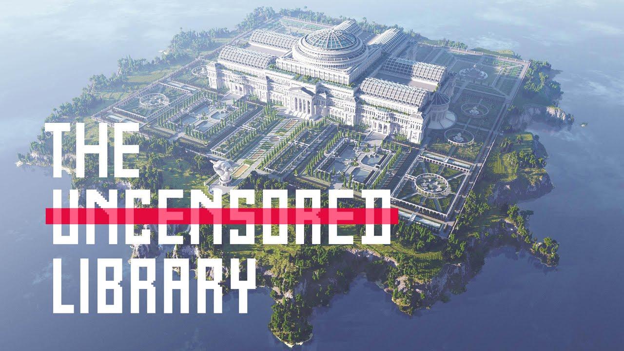報道の自由を。ゲームの中にできた「検閲されない図書館」
