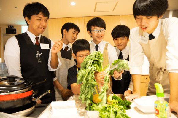 クックパッドと男子中高生のコラボ企画「SDGs Cooking Innovation Lab」