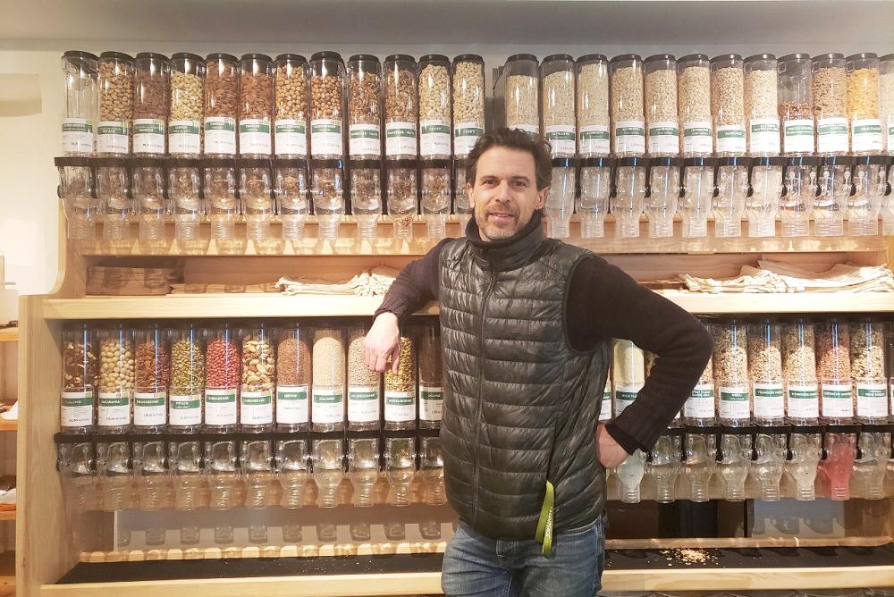 100%オーガニックの量り売り専門店「LØS market」
