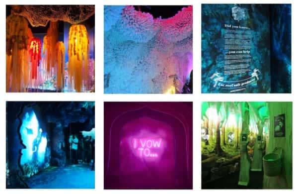 環境問題を学べるフォトジェニックな体験型アートミュージアム