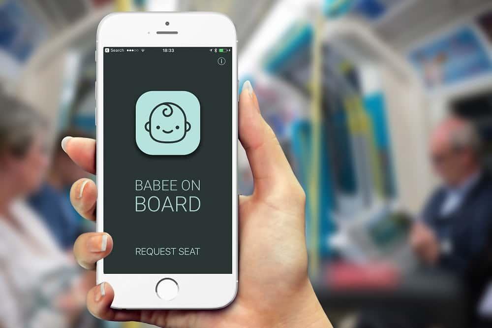 思いやりが生み出す収益はチャリティーへ。妊婦と席を譲りたい人のマッチングアプリ
