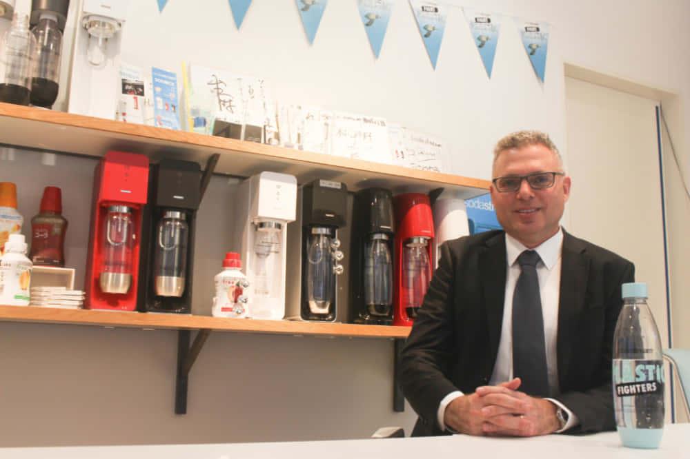 SodaStreamが挑む、国境と組織を越えたプラスチックとの戦い
