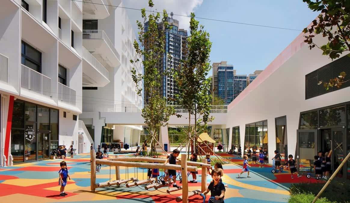 地球環境にも子供の創造力アップにも貢献する香港の「最もグリーンな学校」