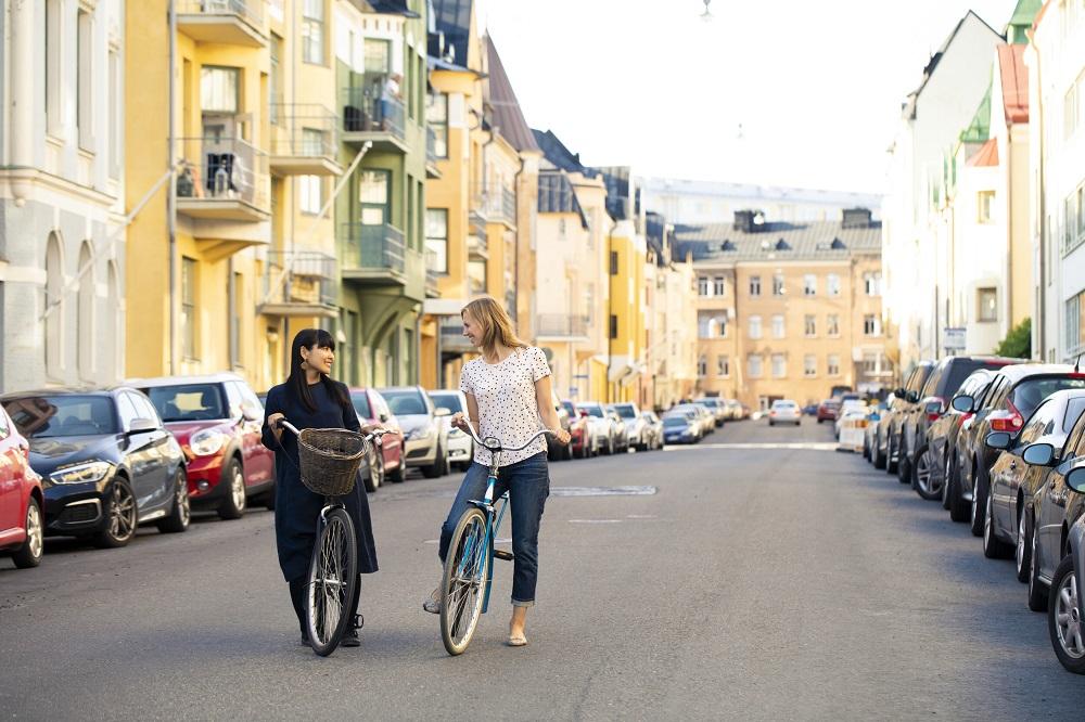 ヘルシンキのサステナブルな暮らし方メディア「Think Sustainably」