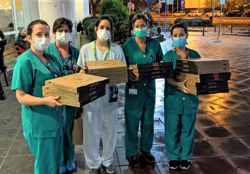 コロナウイルスと戦う医療現場をデリバリーで支援する「Food4Heroes」