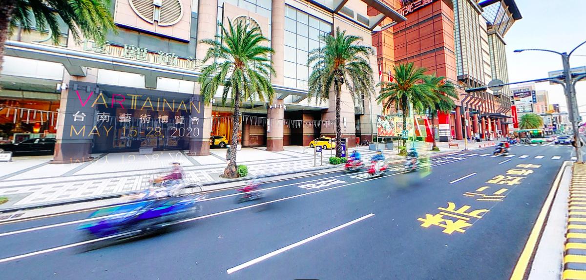 VRでどこでも芸術鑑賞を。台南市の展覧会が提示する、テクノロジー×アートの新境地