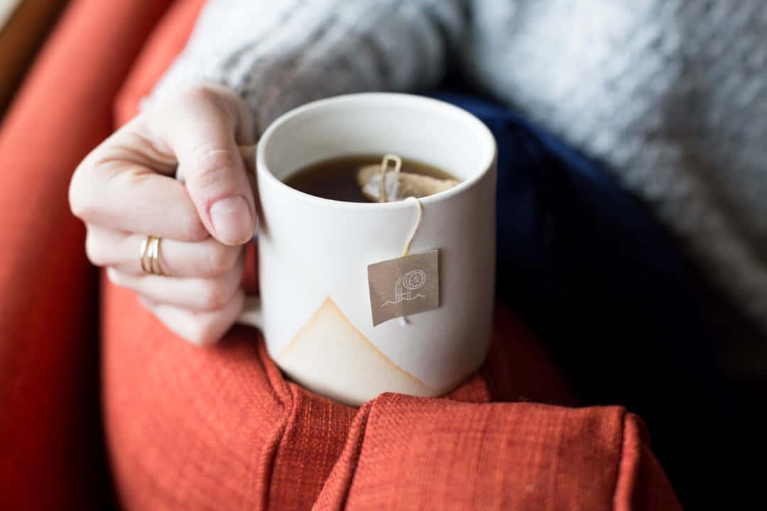 袋ごと堆肥化できるコーヒーバッグ「STEEPED COFFEE」