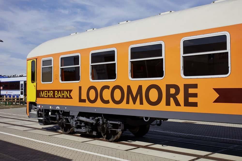 クラウドファンディングで作られたドイツのエコ電車「Locomore」