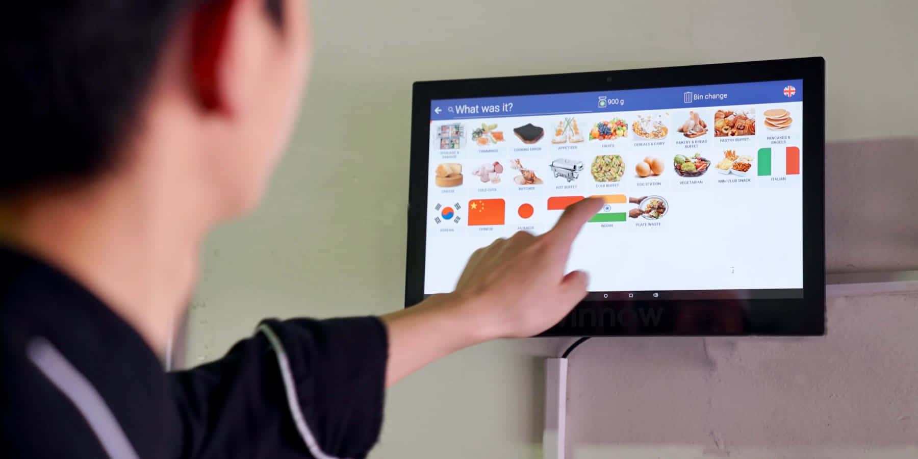 食品廃棄量を50%削減。飲食店向け食品ロスのモニタリングシステム