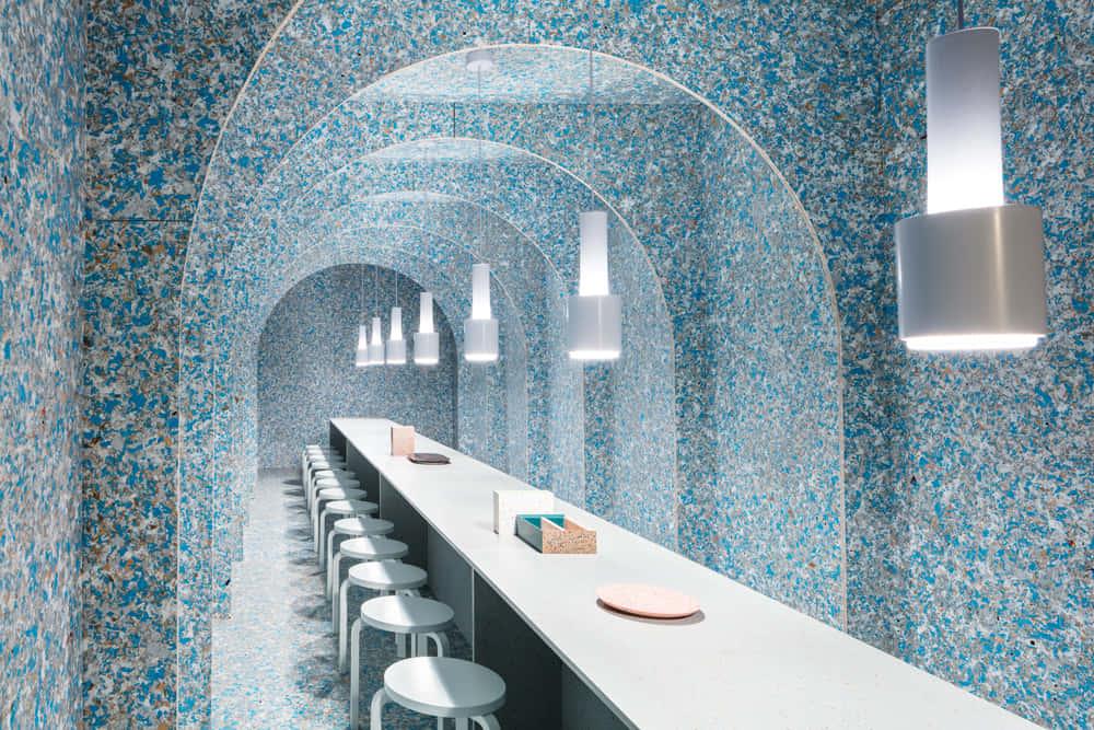 フィンランドのNollaが監修。NYに4日限定で誕生した「ゼロウェイストレストラン」