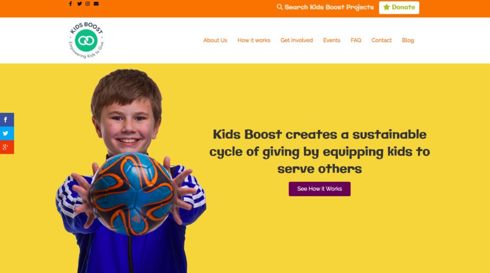 世界を良くしたい子どもがファンドレイザーになれる「Kids Boost」