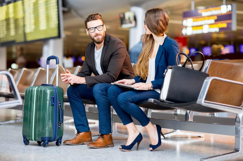 フライトの待ち時間を有意義に。空港での出会いを紡ぐSNS「WaitList」