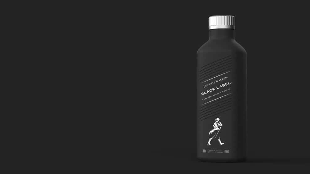 200年の歴史を持つウイスキー「ジョニー・ウォーカー」が100%プラスチックフリーな紙ボトルへ