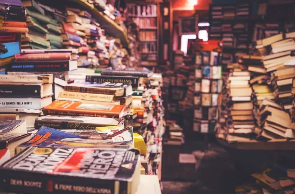 はじまりはもったいない精神から。トルコの廃棄予定の本を集めた図書館