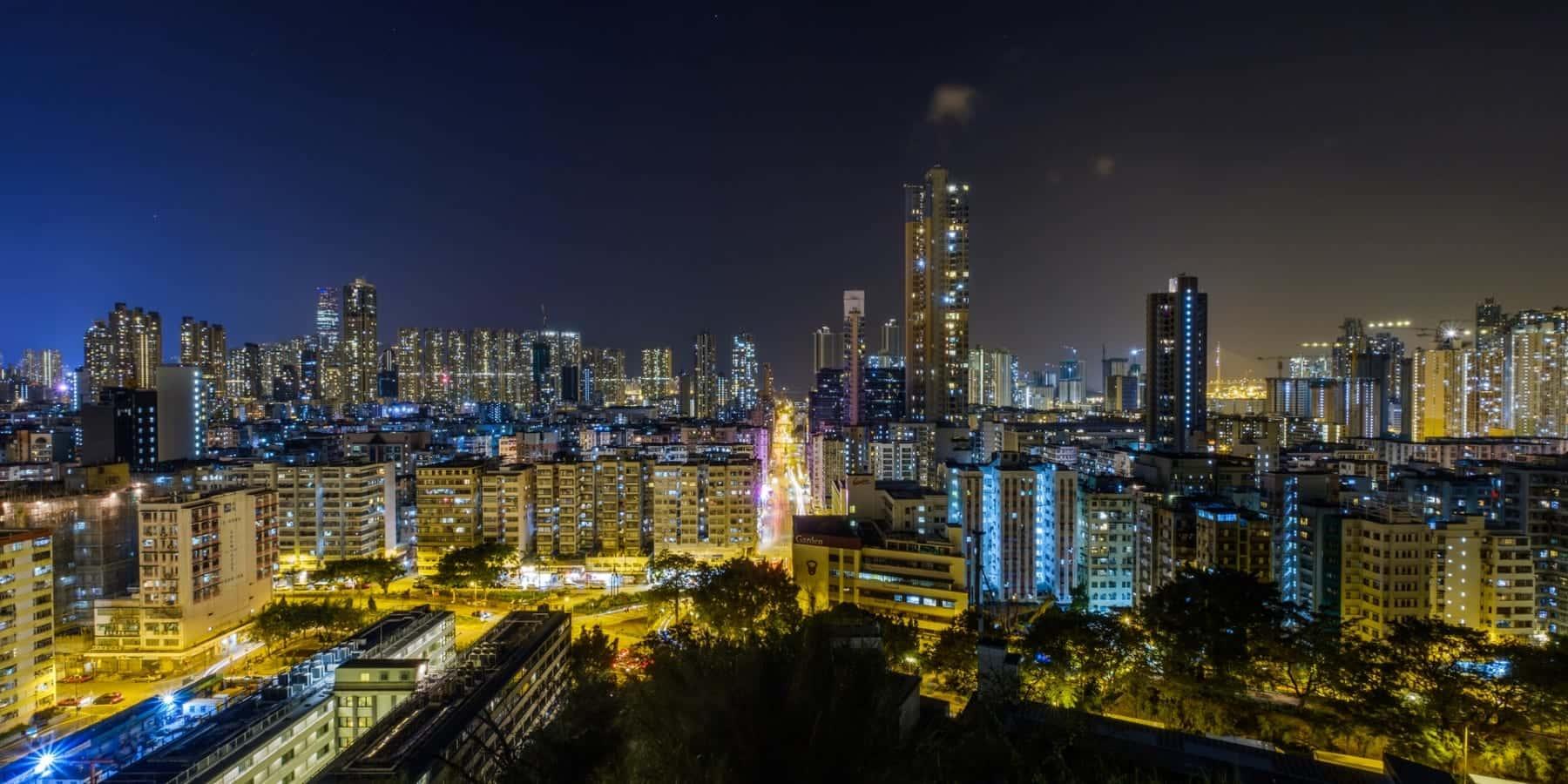 コロナ禍でも安全にエンタメを楽しむ。夜にも寄れる香港の公園「The Grounds」