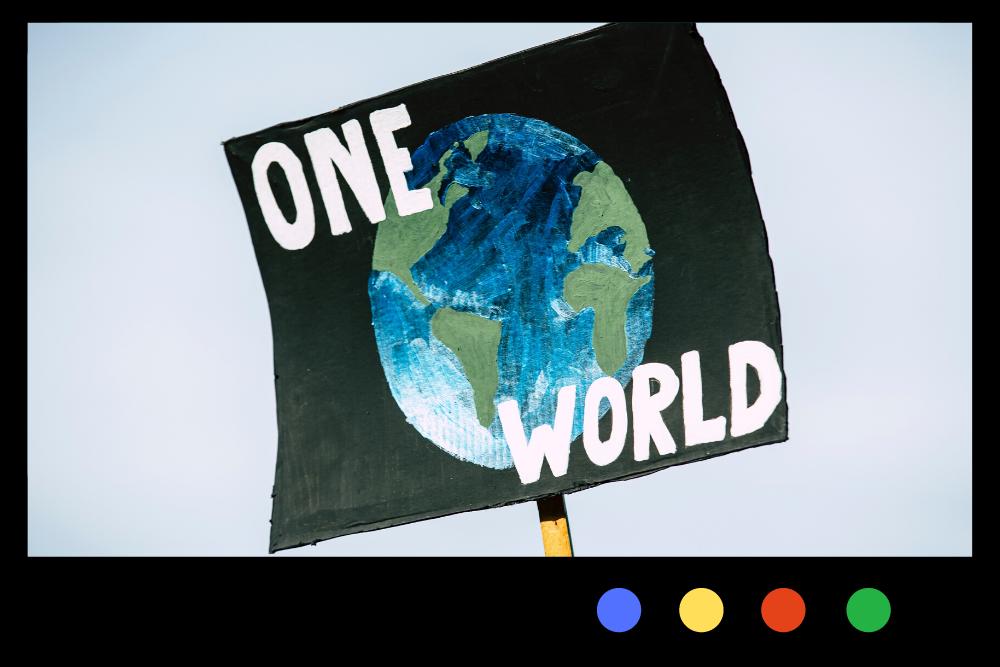 気候変動が進んだ世界を旅するゲーム「The Climate Trail」