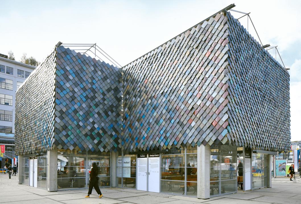 壊すときのことを考えて建てる、オランダのサーキュラー建築スタジオ「bureauSLA」