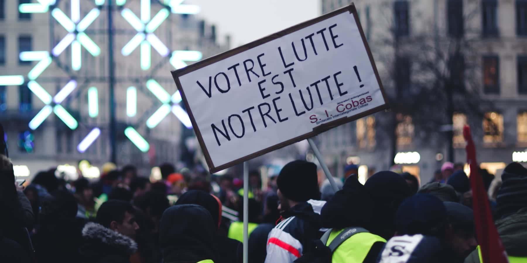 誰もが発言できる、本物の民主主義を。フランス発のデモ代行アプリ「Wistand」