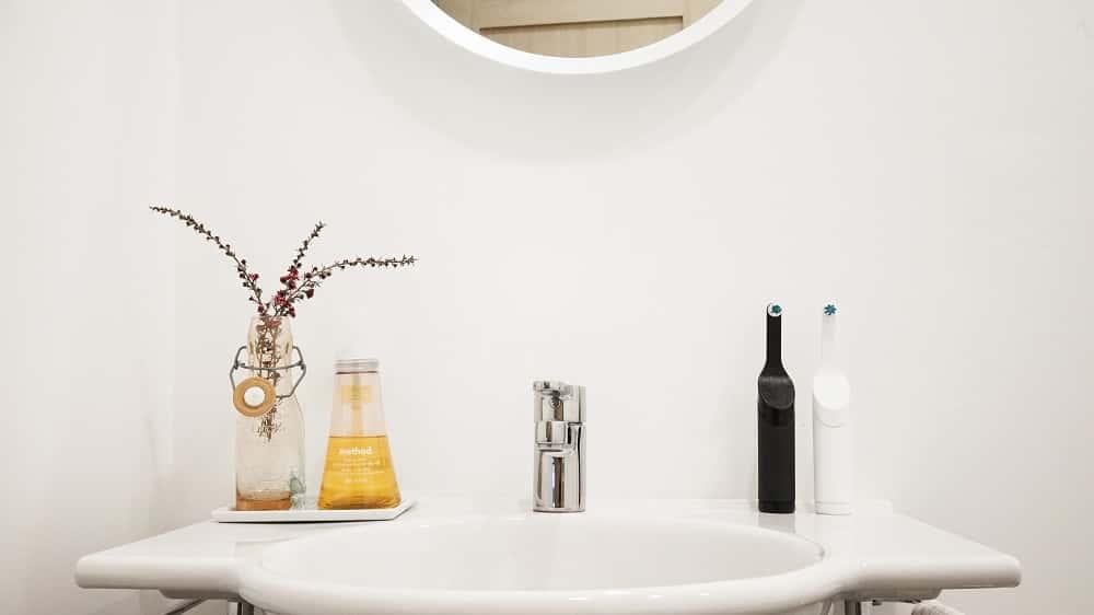 歯磨きをもっとエコに。電気いらずの環境に優しい自動回転歯ブラシ「Be.」