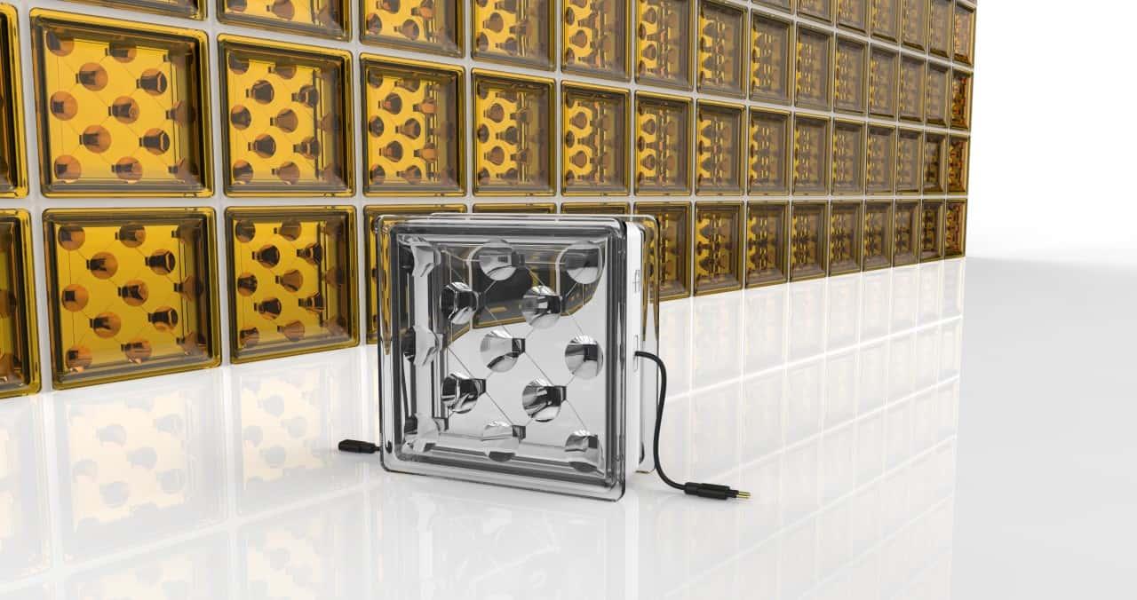建物が自家発電。太陽光から電力を生み出すブロック「Solar Squared」