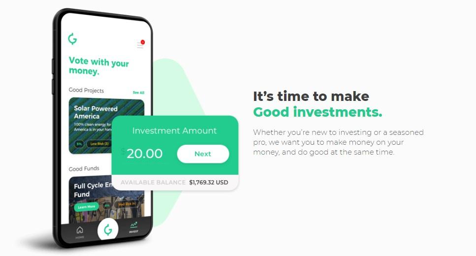 預金で社会貢献エシカル投資を行うオンラインバンクGood Money