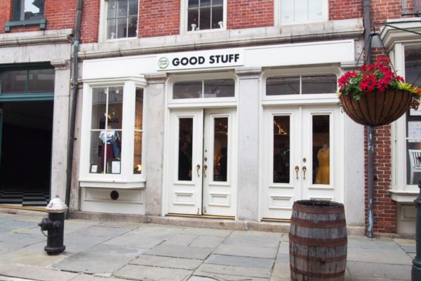物の循環を目指す、期間限定の修理・販売店「GOOD STUFF」