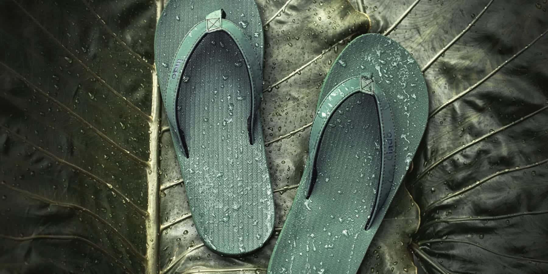 バリ島発、廃タイヤでサンダルをつくるアップサイクルブランド「indosole」