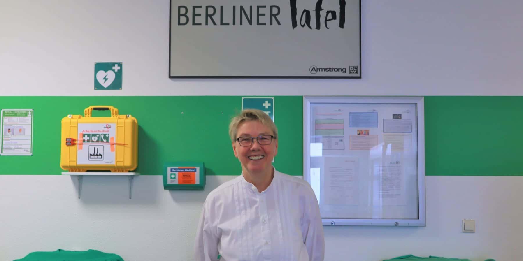「無料で食を提供」が原則。ドイツ最大の市民団体「Berliner Tafel」