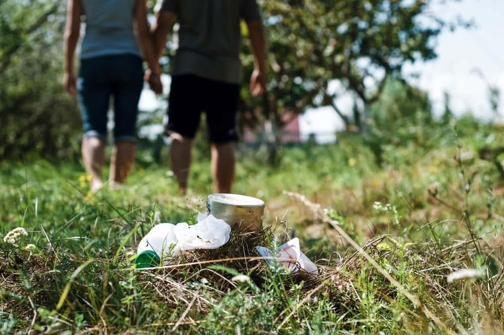 「忘れ物です」観光客のポイ捨てごみを送り返すタイの国立公園