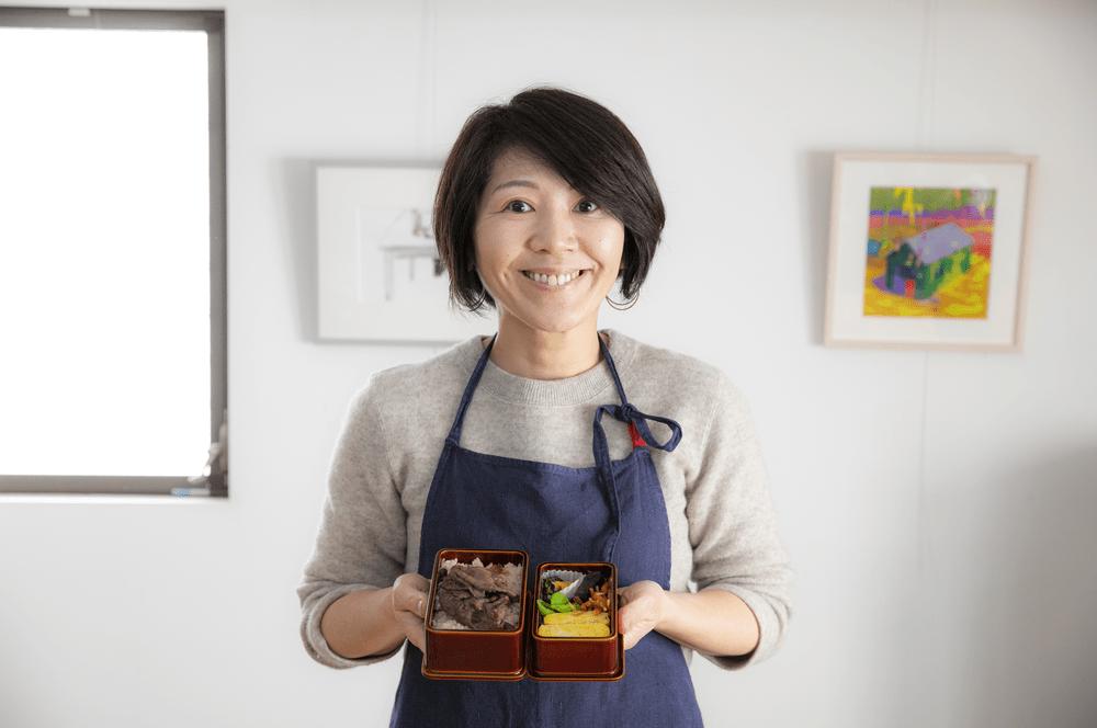 日本のらくエコ文化「弁当」を、もっと誇れるものに。コーヒーかすで弁当箱をつくった料理家の想いとは