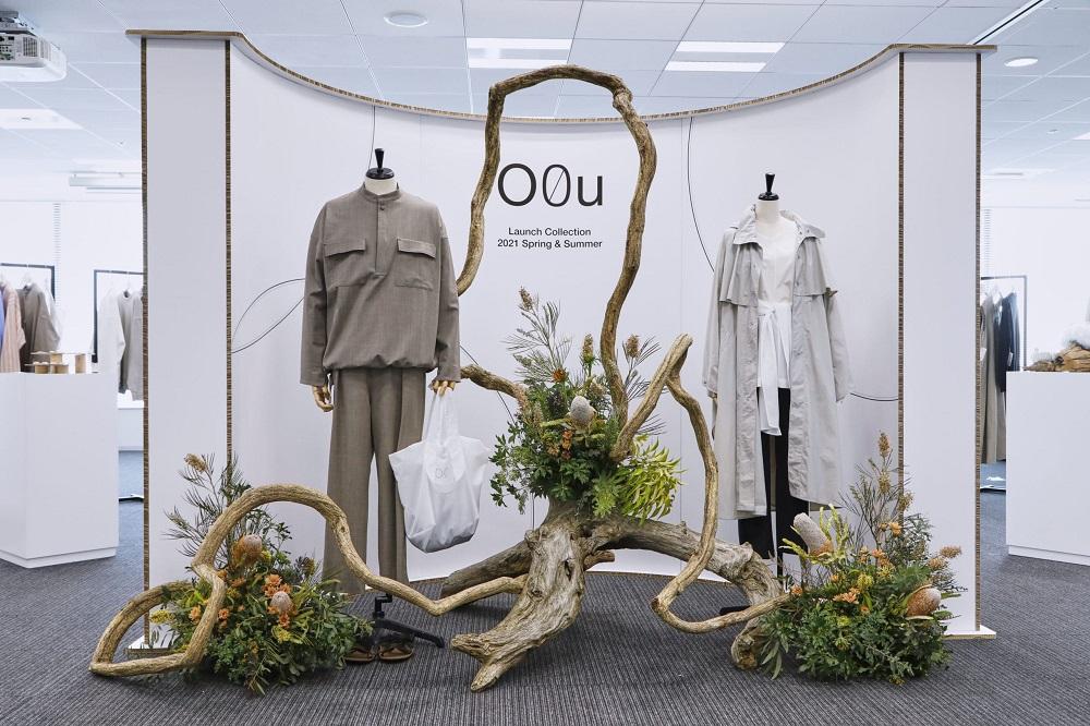 素材の土壌分解・透明性・商品供給の最適化を徹底する日本発のD2Cブランド「O0u」