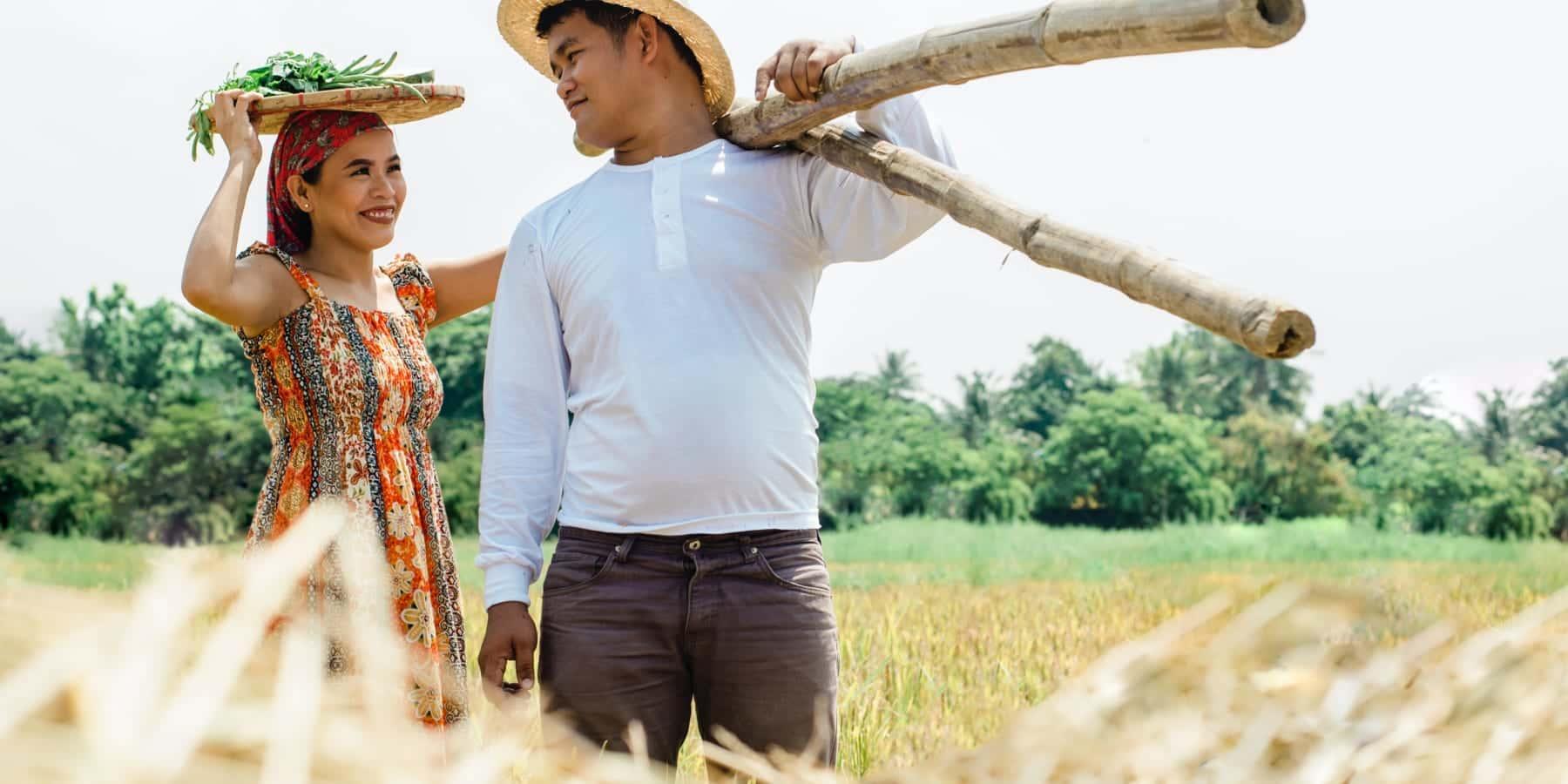 リジェネラティブ農業に取り組む農家が、カーボンクレジットを販売できるサイト