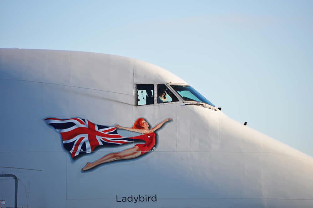 CO2を7割減。英ヴァージンアトランティック航空の産業廃棄ガスで飛ぶジェット機