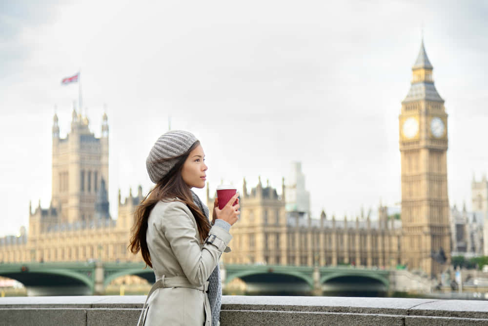 ライバル同士が協力。ロンドンのコーヒーカップ回収キャンペーン
