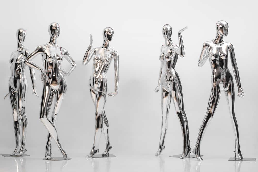 ファッションをもっとインクルーシブに。体型が自由自在に変えられるマネキン