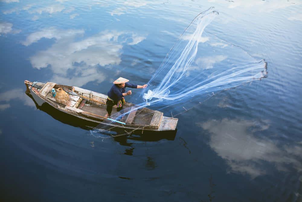 スタンフォード大が開発した「最も漁業に適した場」を探すソフトウェア