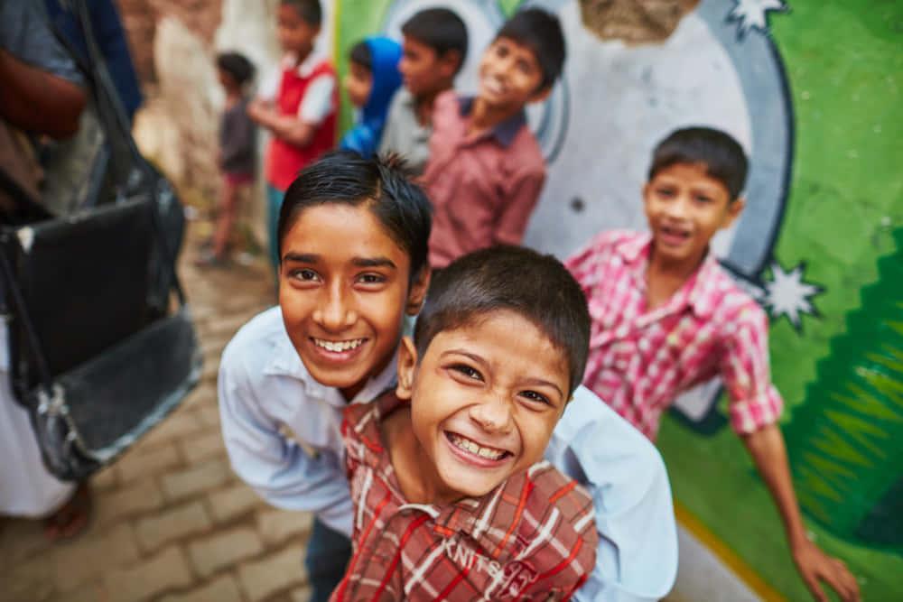 勉強ではなく「幸福」を教えるインドの学校「Riverbend School」