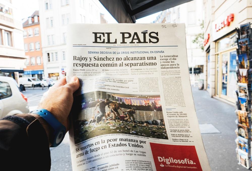 森林火災を啓発する、アルゼンチンの「燃えない新聞紙」