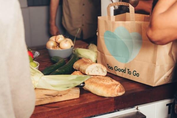 フードロスのレスキューアプリ「Too Good To Go」