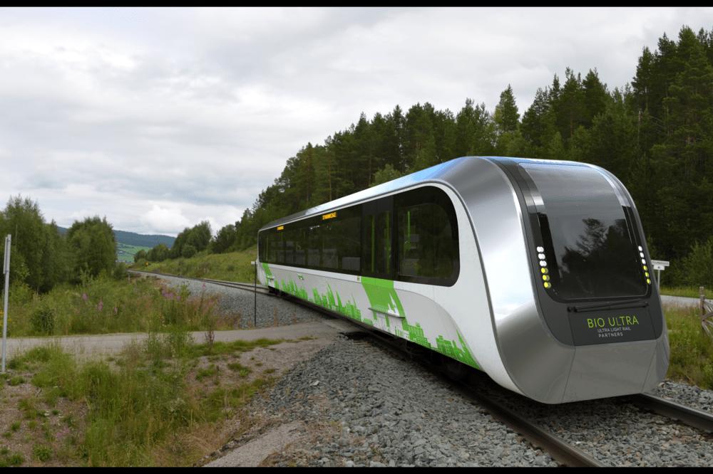 食べ残し・糞尿が列車を動かす英プロジェクト「Bio Ultra」